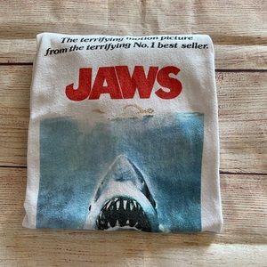 Jaws Graphic T-Shirt - Medium